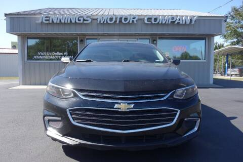 2016 Chevrolet Malibu for sale at Jennings Motor Company in West Columbia SC