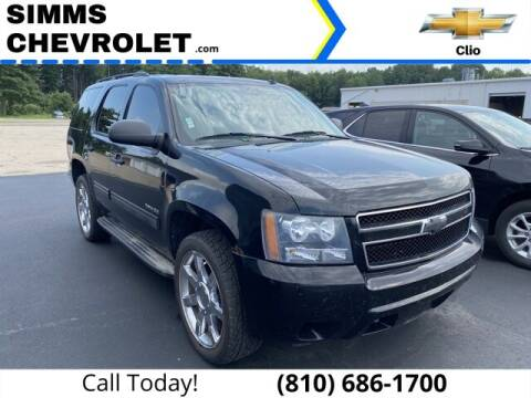 2010 Chevrolet Tahoe for sale at Aaron Adams @ Simms Chevrolet in Clio MI