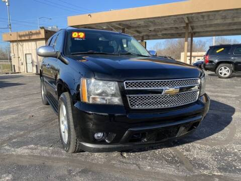 2009 Chevrolet Tahoe for sale at Kansas City Motors in Kansas City MO