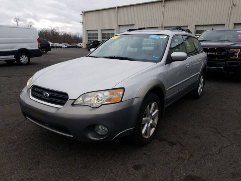 2006 Subaru Outback for sale at MOUNT EDEN MOTORS INC in Bronx NY