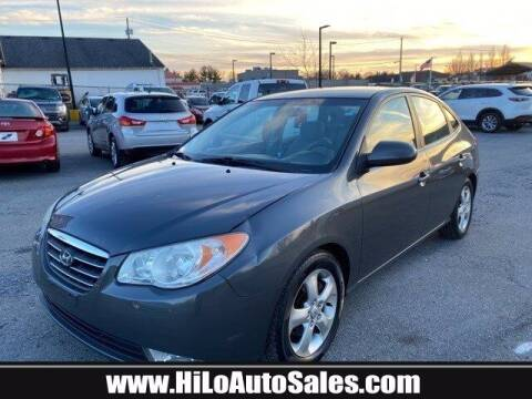 2007 Hyundai Elantra for sale at Hi-Lo Auto Sales in Frederick MD
