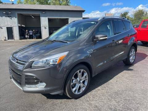 2015 Ford Escape for sale at HUFF AUTO GROUP in Jackson MI