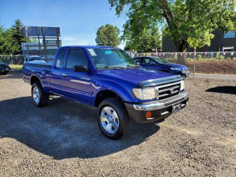 1999 Toyota Tacoma for sale at McMinnville Auto Sales LLC in Mcminnville OR