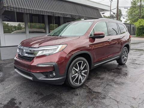 2019 Honda Pilot for sale at GAHANNA AUTO SALES in Gahanna OH