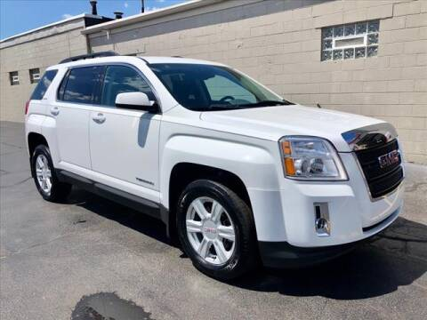2013 GMC Terrain for sale at Richardson Sales & Service in Highland IN