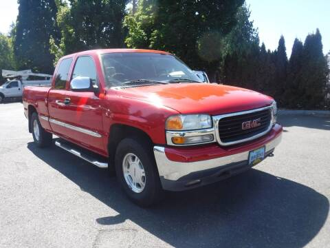 1999 GMC Sierra 1500 for sale at Brooks Motor Company, Inc in Milwaukie OR