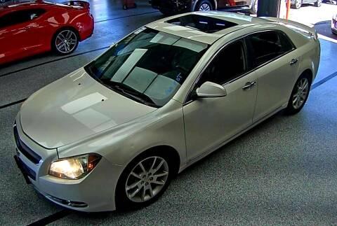 2010 Chevrolet Malibu for sale at Dorsey Auto Sales in Tyler TX