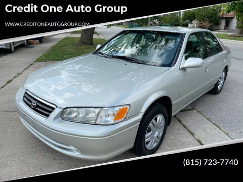 2000 Toyota Camry for sale at Credit One Auto Group in Joliet IL