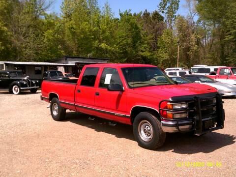 1999 Chevrolet C/K 3500 Series for sale at Tom Boyd Motors in Texarkana TX