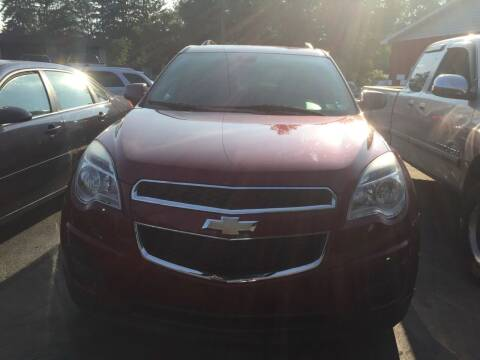2010 Chevrolet Equinox for sale at GMG AUTO SALES in Scranton PA