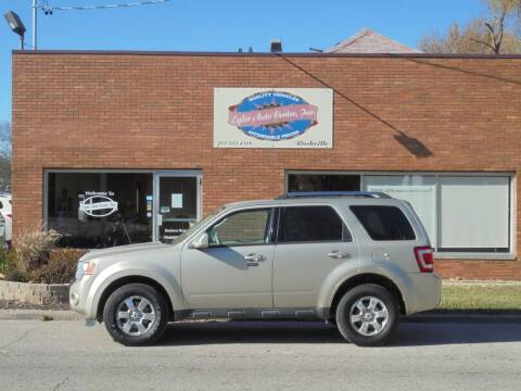 2010 Ford Escape for sale at Eyler Auto Center Inc. in Rushville IL