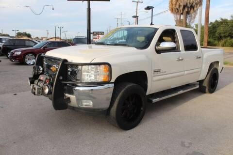 2013 Chevrolet Silverado 1500 for sale at Flash Auto Sales in Garland TX