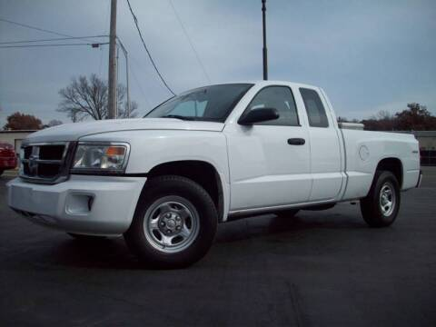 2010 Dodge Dakota for sale at Whitney Motor CO in Merriam KS