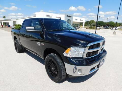 2021 RAM Ram Pickup 1500 Classic for sale at Stanley Chrysler Dodge Jeep Ram Gatesville in Gatesville TX