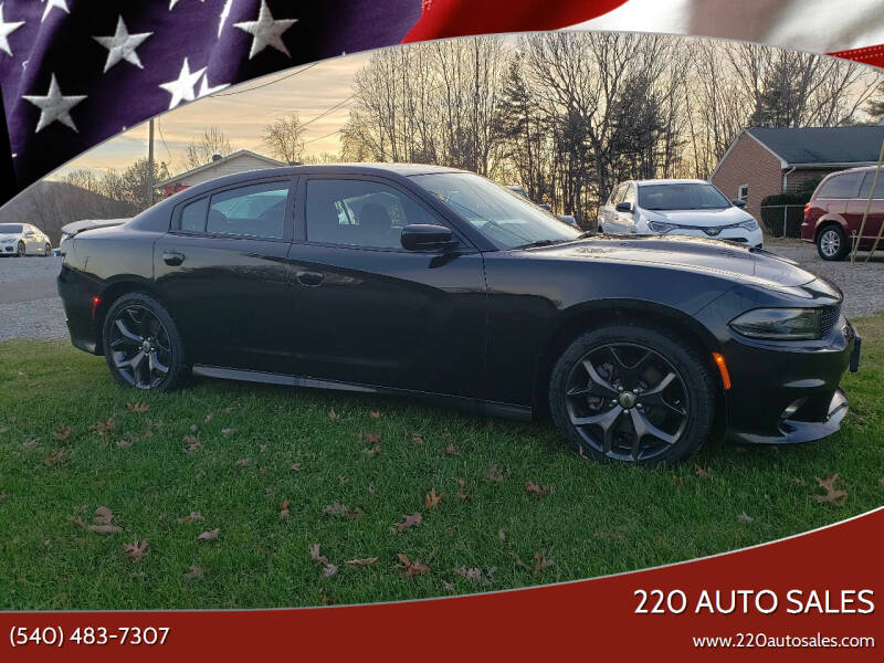 2019 Dodge Charger for sale at 220 Auto Sales in Rocky Mount VA