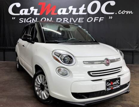 2014 FIAT 500L for sale at CarMart OC in Costa Mesa CA