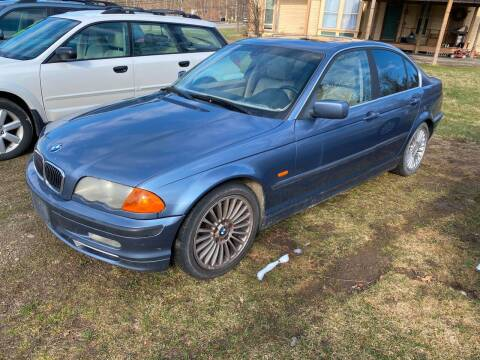 2001 BMW 3 Series for sale at Richard C Peck Auto Sales in Wellsville NY