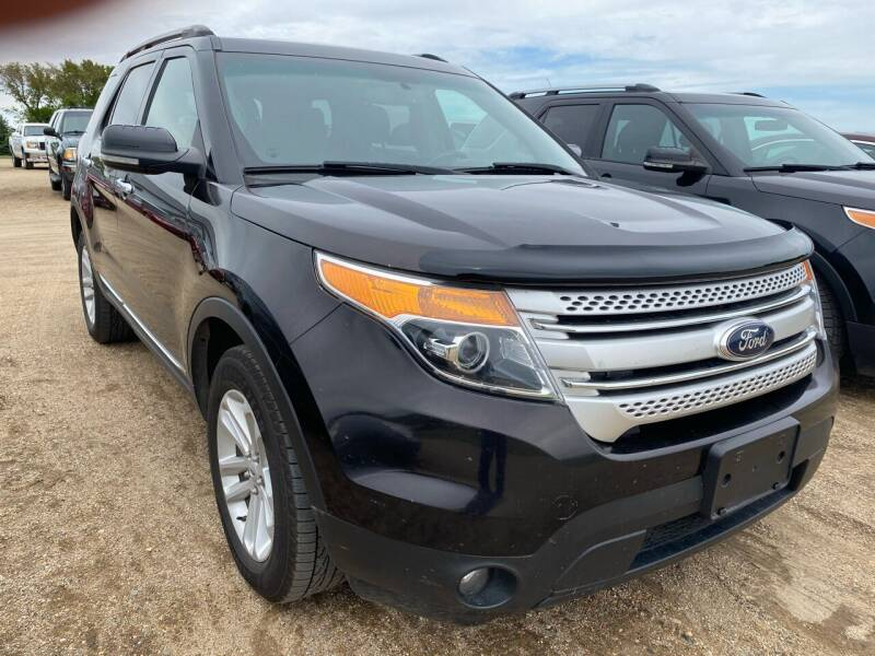 2013 Ford Explorer for sale at RDJ Auto Sales in Kerkhoven MN