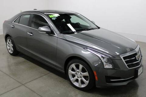 2016 Cadillac ATS for sale at Bob Clapper Automotive, Inc in Janesville WI