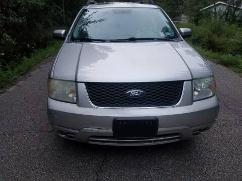2007 Ford Freestyle for sale at J & J Auto Brokers in Slidell LA