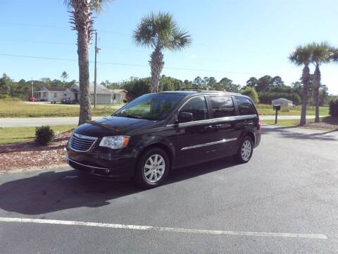 2014 Chrysler Town and Country for sale at First Choice Auto Inc in Little River SC