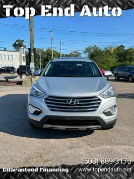 2013 Hyundai Santa Fe for sale at Top End Auto in North Attleboro MA