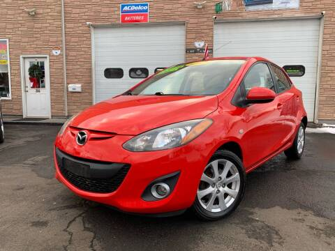 2012 Mazda MAZDA2 for sale at West Haven Auto Sales in West Haven CT