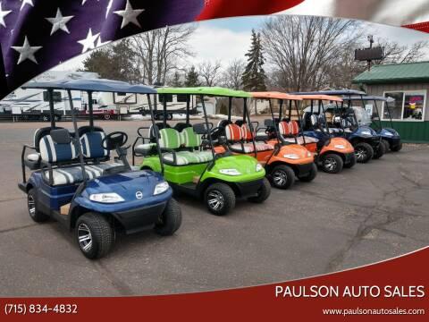 2019 Advanced EV 2+2 for sale at Paulson Auto Sales in Chippewa Falls WI