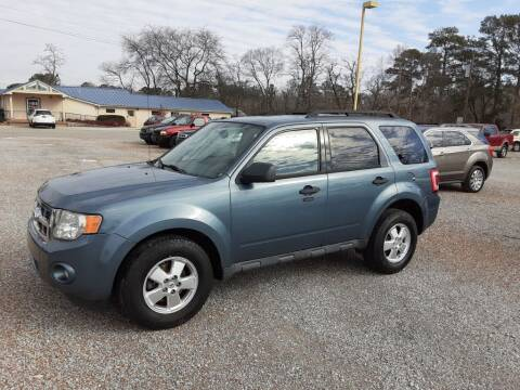 2011 Ford Escape for sale at Space & Rocket Auto Sales in Hazel Green AL