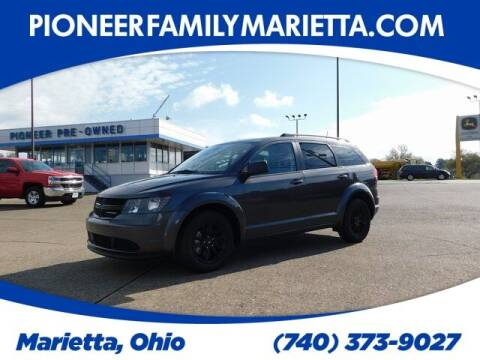 2020 Dodge Journey for sale at Pioneer Family preowned autos in Williamstown WV