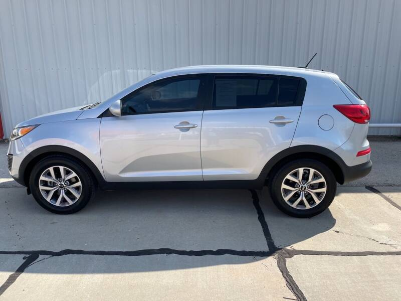 2015 Kia Sportage for sale at WESTERN MOTOR COMPANY in Hobbs NM