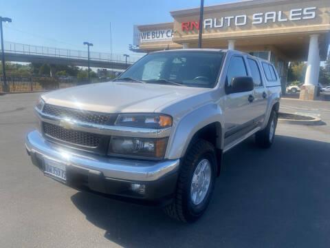 2005 Chevrolet Colorado for sale at RN Auto Sales Inc in Sacramento CA
