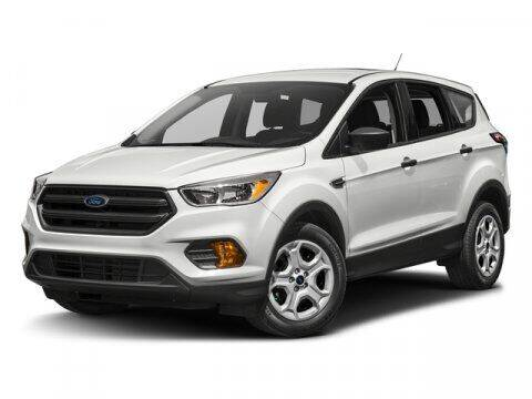 2017 Ford Escape for sale at Hawk Ford of St. Charles in St Charles IL