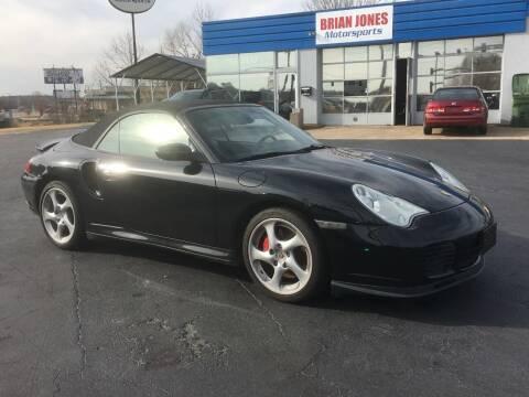 2004 Porsche 911 for sale at Brian Jones Motorsports Inc in Danville VA