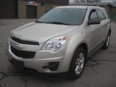 2013 Chevrolet Equinox for sale at ELITE AUTOMOTIVE in Euclid OH