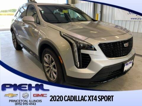 2020 Cadillac XT4 for sale at Piehl Motors - PIEHL Chevrolet Buick Cadillac in Princeton IL