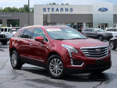 2018 Cadillac XT5 for sale at Stearns Ford in Burlington NC
