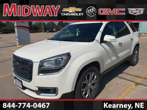 2014 GMC Acadia for sale at Midway Auto Outlet in Kearney NE