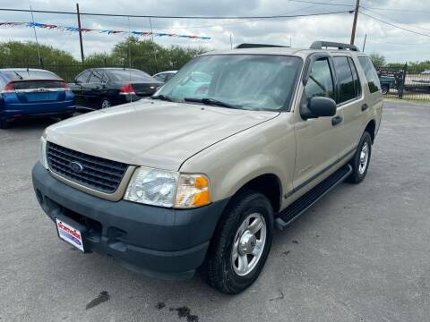 2005 Ford Explorer for sale at Silver Auto Partners in San Antonio TX