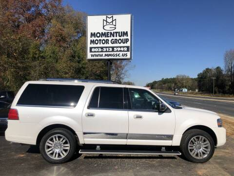 2011 Lincoln Navigator L for sale at Momentum Motor Group in Lancaster SC