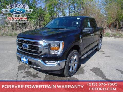2021 Ford F-150 for sale at Fort Dodge Ford Lincoln Toyota in Fort Dodge IA