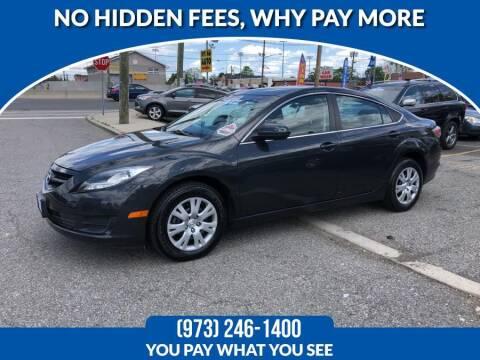 2012 Mazda MAZDA6 for sale at Route 46 Auto Sales Inc in Lodi NJ