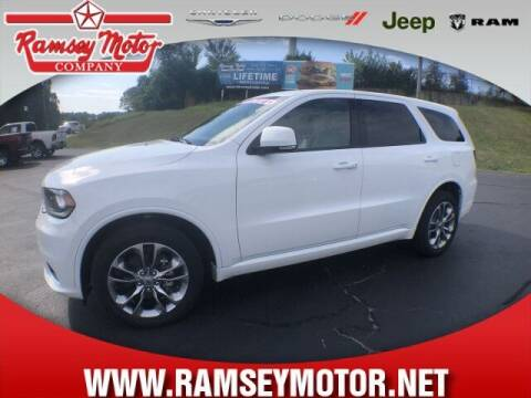 2020 Dodge Durango for sale at RAMSEY MOTOR CO in Harrison AR