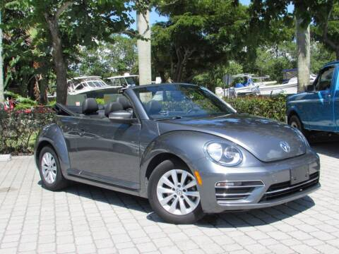 2018 Volkswagen Beetle Convertible for sale at Auto Quest USA INC in Fort Myers Beach FL