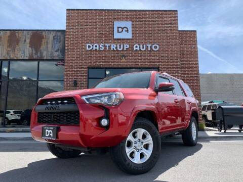 2014 Toyota 4Runner for sale at Dastrup Auto in Lindon UT