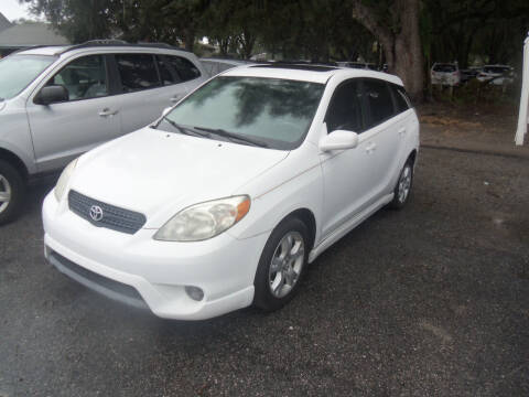 2008 Toyota Matrix for sale at ORANGE PARK AUTO in Jacksonville FL