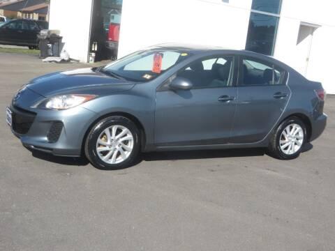 2012 Mazda MAZDA3 for sale at Price Auto Sales 2 in Concord NH