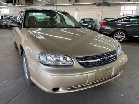 2003 Chevrolet Malibu for sale at John Warne Motors in Canonsburg PA
