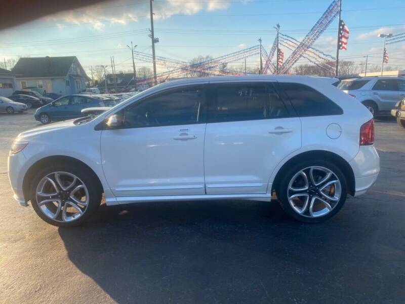 2013 Ford Edge for sale at VIP Auto Sales & Service in Franklin OH