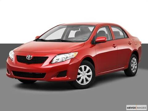 2010 Toyota Corolla for sale at Jensen's Dealerships in Sioux City IA